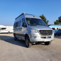 Hymer campervans Grand Canyon S