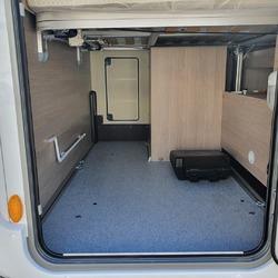 Burstner Nexxo Van T 700
