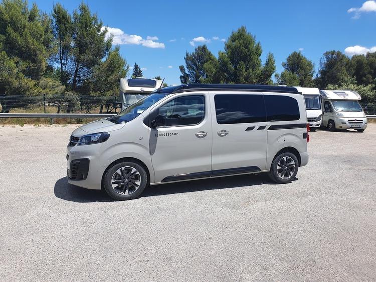 Crosscamp Flex Opel