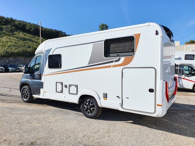 Burstner Travel Van T 620 G