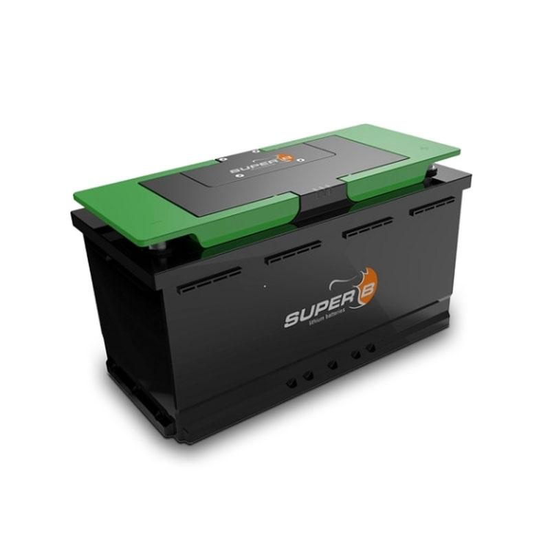 La nouvelle série Epsilon : la meilleure batterie RV devient encore meilleure.